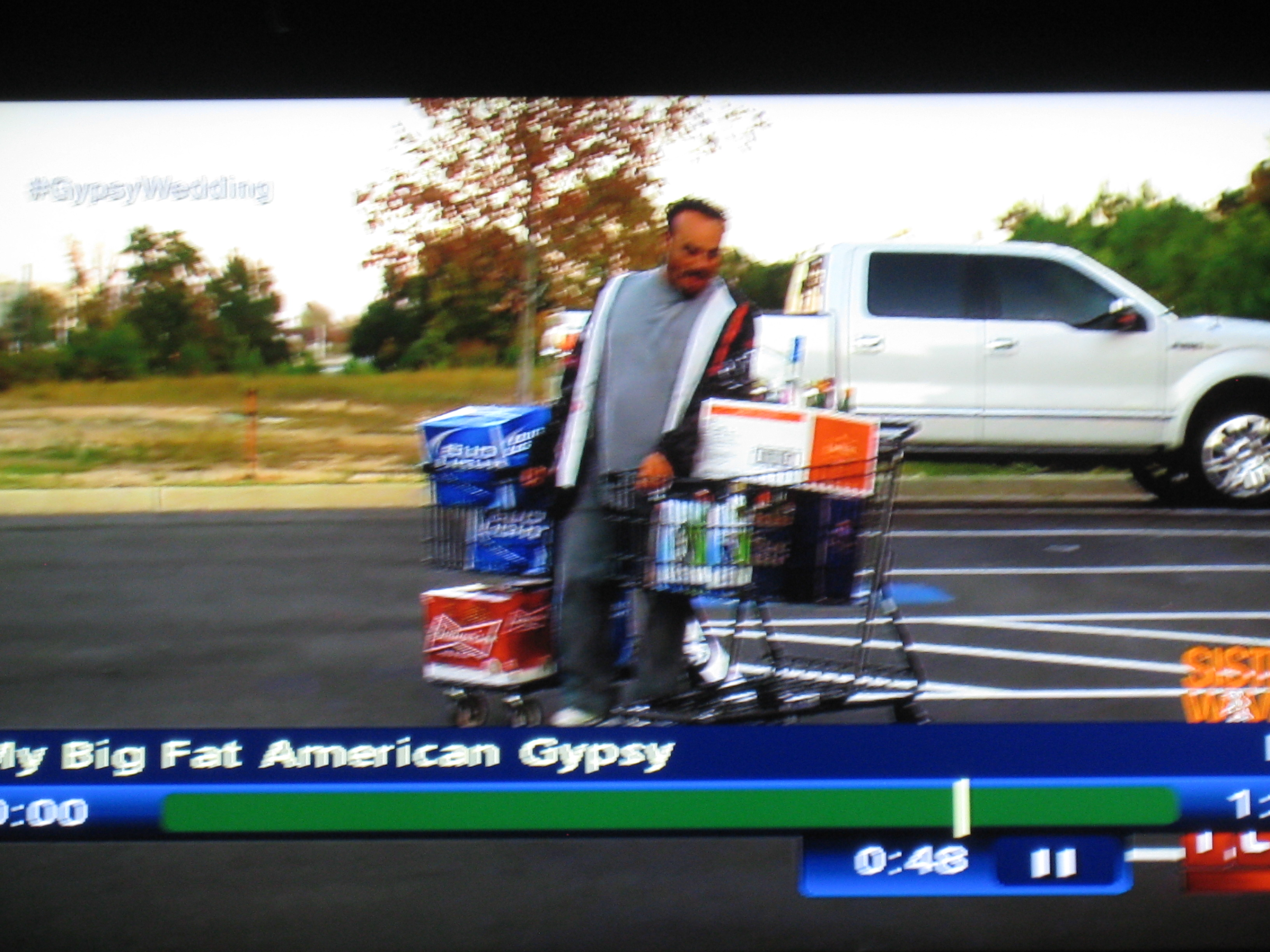 Reality Tv Time I Cannot Tear My Eye-Nipples Away From My Big Fat American Gypsy -9186